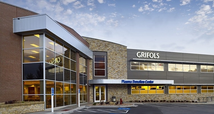 Grifols Plasma Center by Ackal Architects